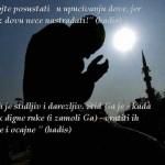 Vjera kao najsnažnije oružje