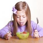 Kad dijete neće da jede, šta učiniti?