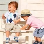 Bebe znaju šta je fer! :)