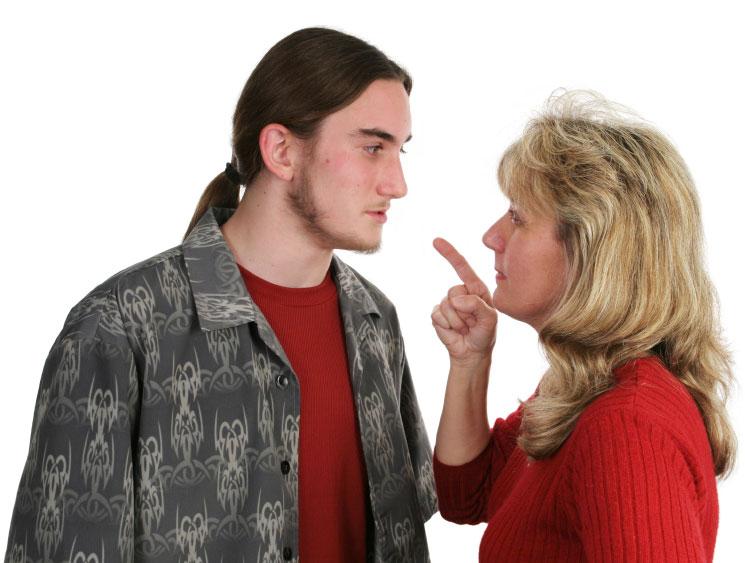Rasprava sa tinejdžerom