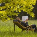 Čitanje romana otvara um !