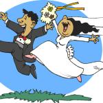 Sretniji parovi su deblji?